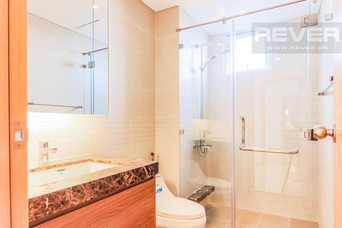 Phòng tắm 1 Căn hộ Sarimi Sala Đại Quang Minh hướng Tây và tầng cao tháp B1