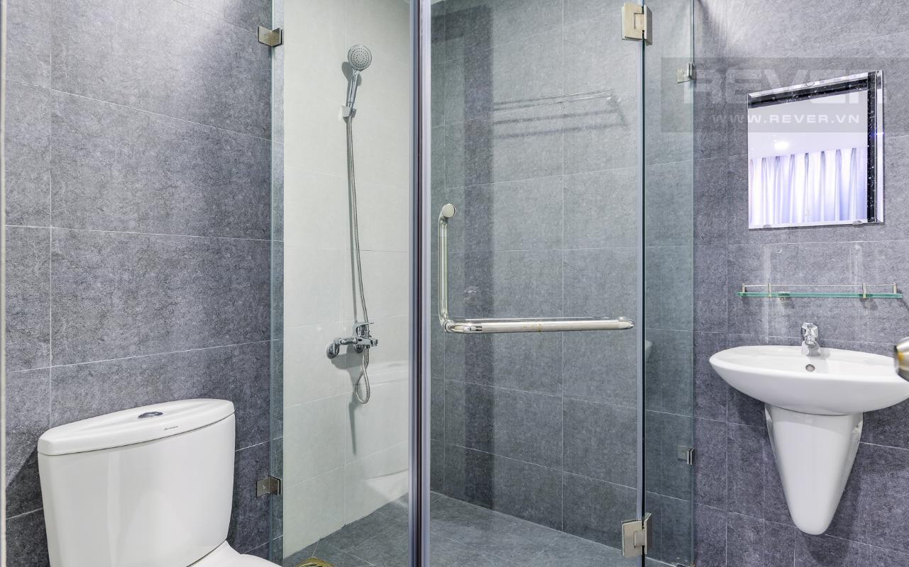 Phòng tắm hiện đại M & T Building cho thuê phòng đủ nội thất, nhiều diện tích sử dụng