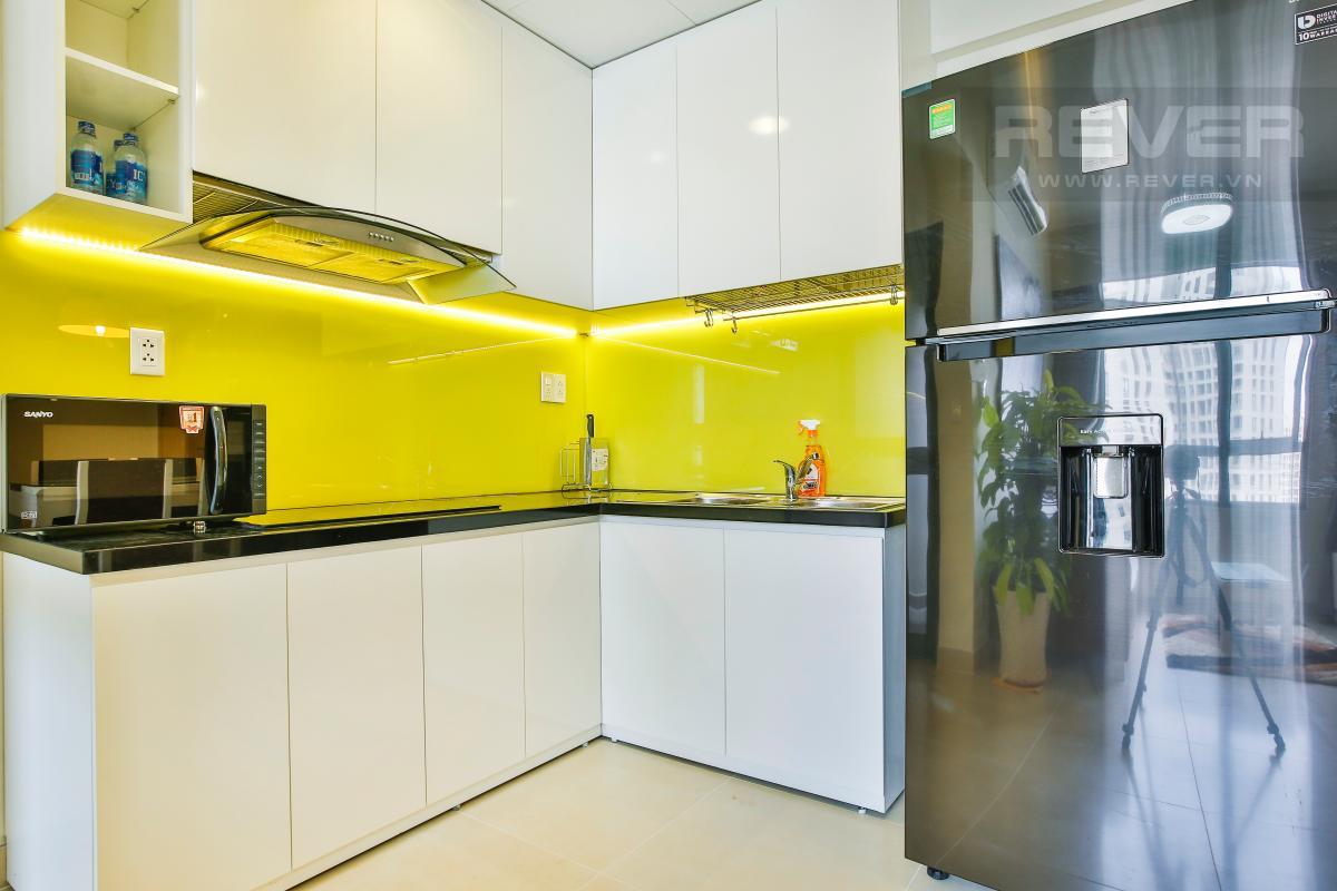 Nhà bếp Căn hộ tầng cao 2 phòng ngủ T4B Masteri Thảo Điền