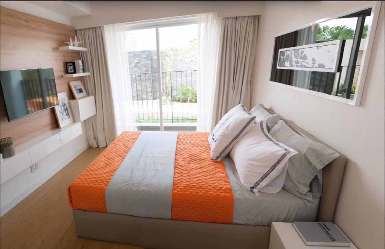 Preche Thảo Điền - Phòng ngủ căn hộ mẫu Preche Thảo Điền