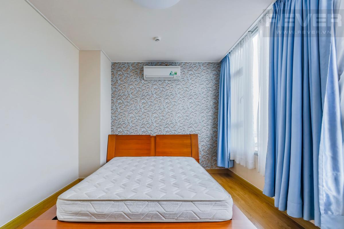 Phòng ngủ 3 Căn hộ hướng Nam tầng cao D2 Cantavil An Phú