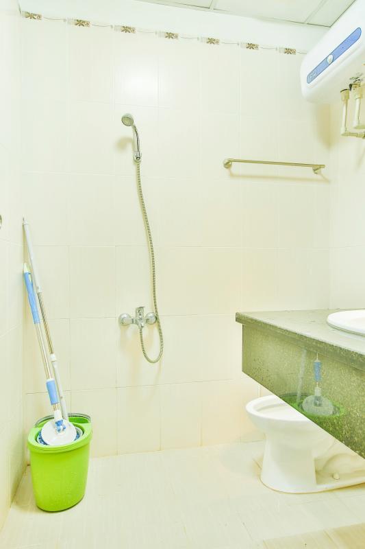 Phòng tắm 1 Căn hộ tầng cao B Lữ Gia Plaza