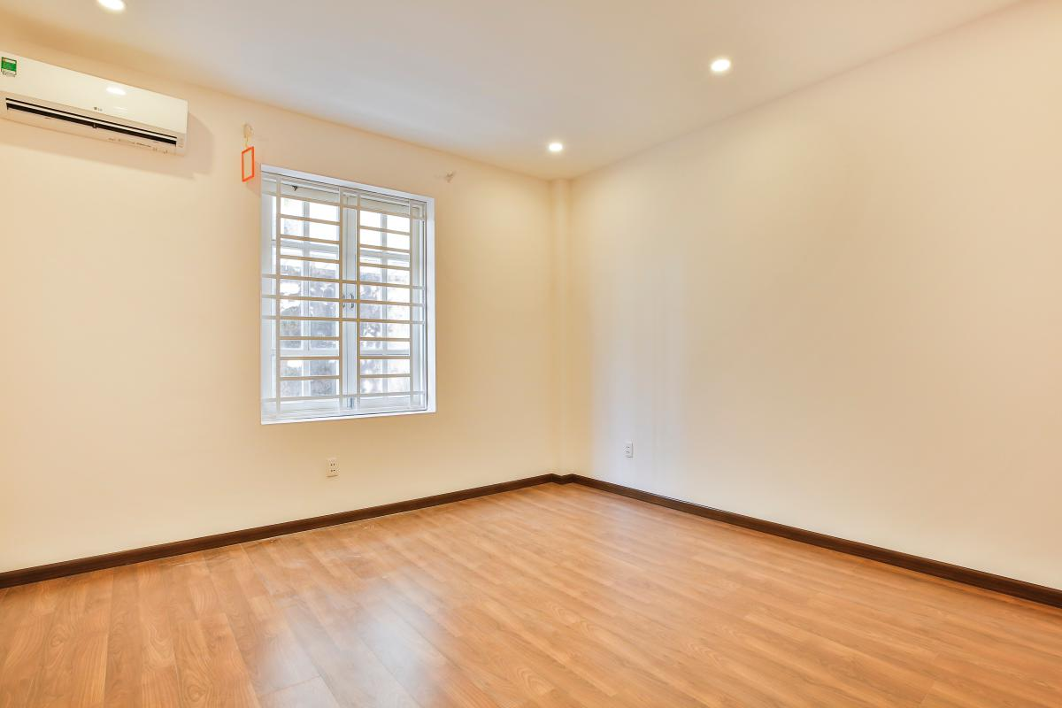 Phòng ngủ nhỏ Villa 3 tầng Lương Định Của Thủ Thiêm