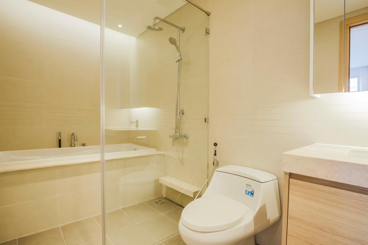 Phòng tắm Căn hộ trung tầng A2 Sarimi Sala Đại Quang Minh