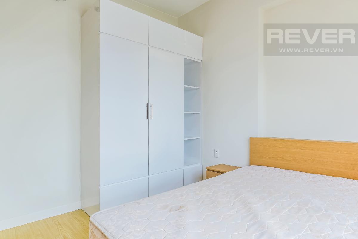 Phòng ngủ 2 Căn góc tầng cao T1A Masteri Thảo Điền