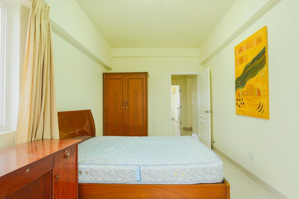 Nội thất phòng ngủ 3 Căn góc Mỹ Phát tầng cao hướng Tây Nam