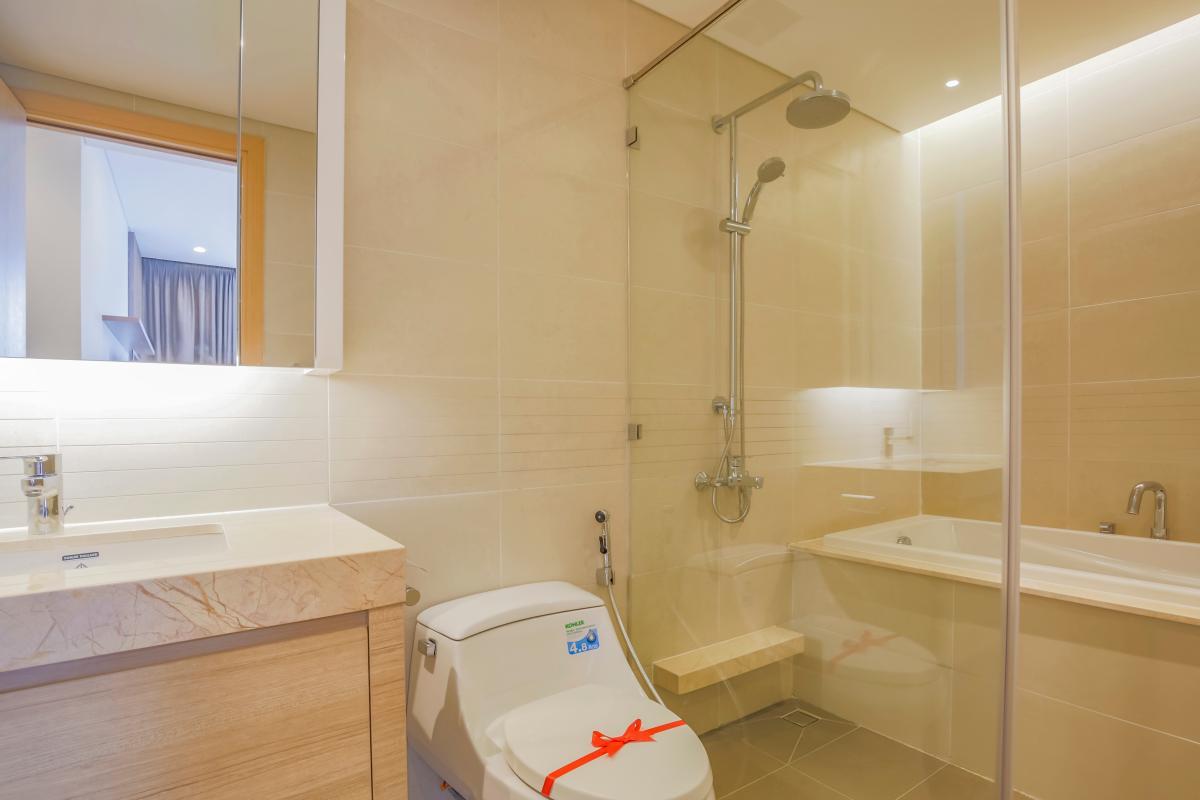 Phòng tắm Căn hộ B1 Sarimi Sala Đại Quang Minh