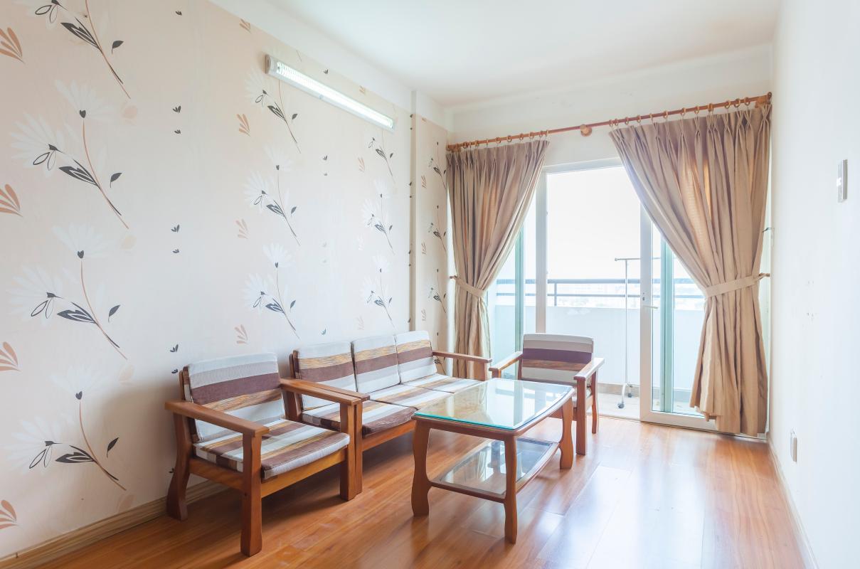 Căn hộ tầng cao Orient Apartment hướng Đông Bắc, 2 phòng ngủ