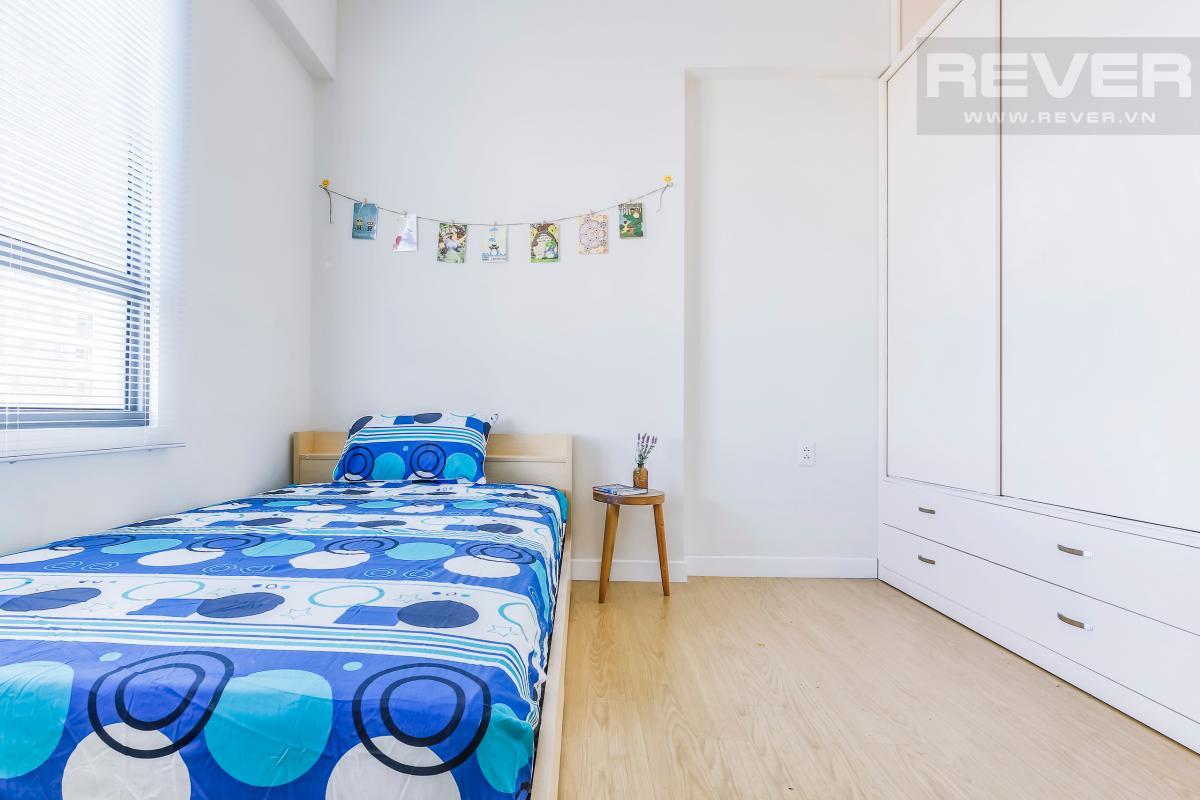 Phòng ngủ 2 Căn góc trung tầng T4B Masteri Thảo Điền