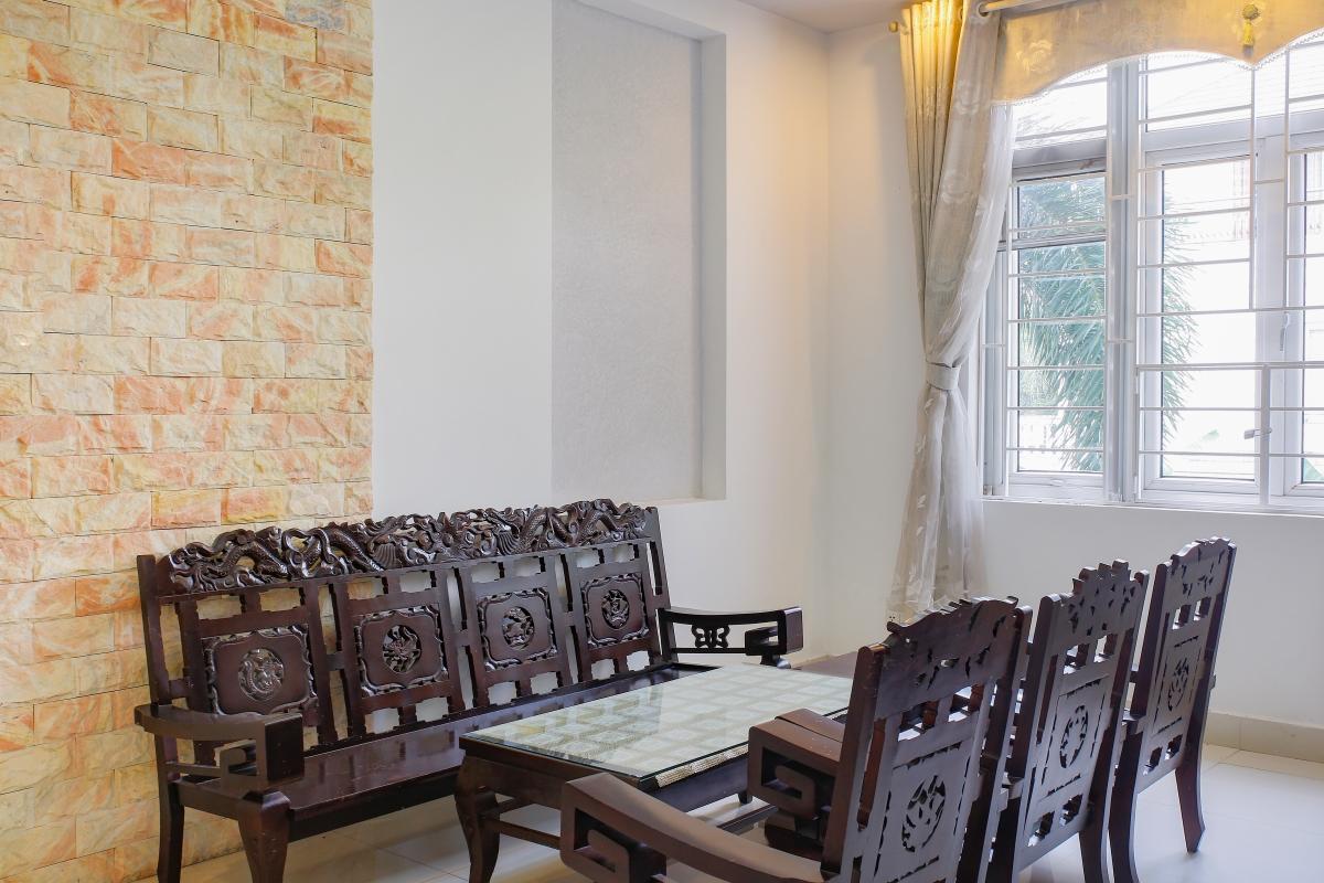 Phòng khách phụ Villa 4 phòng ngủ Thảo Điền Quận 2