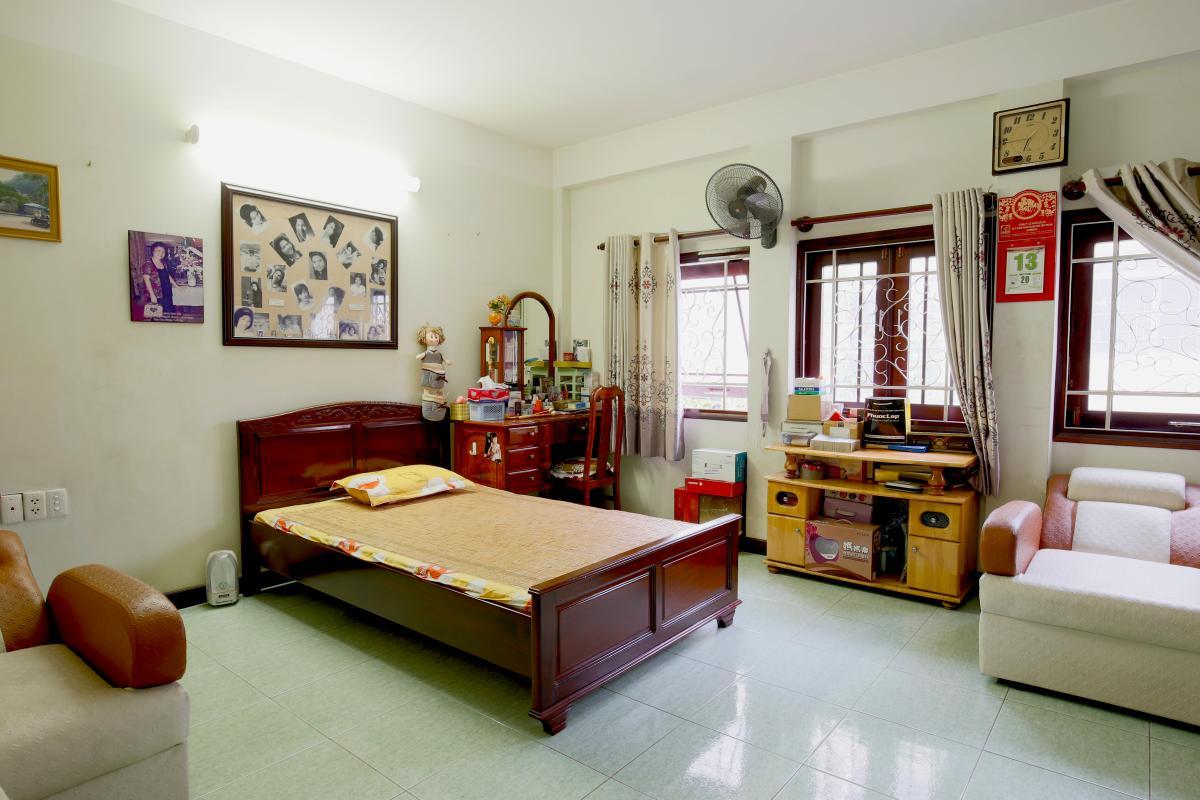 Phòng ngủ 2 Nhà 3,5 tầng hẻm Phan Xích Long Phú Nhuận