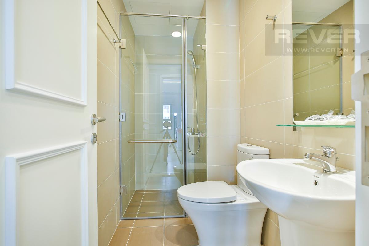 Phòng tắm 2 Căn hộ tầng thấp hướng Tây Nam T3A Masteri Thảo Điền