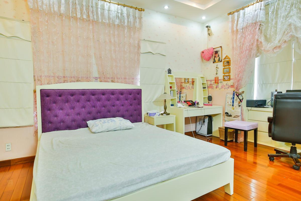 Phòng ngủ 2 Villa sân vườn Nam Thông 3