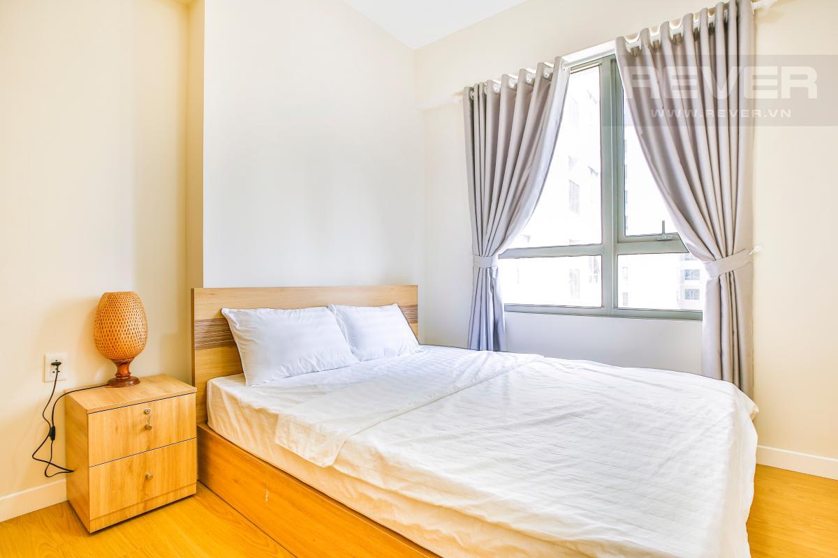 Phòng ngủ phụ Căn hộ hướng Đông Bắc trung tầng T1A Masteri Thảo Điền