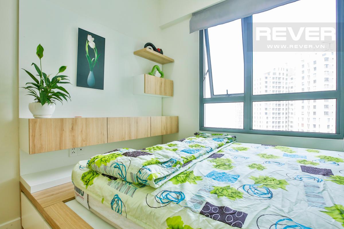 Phòng ngủ 2 Căn hộ tầng cao 2 phòng ngủ T4B Masteri Thảo Điền