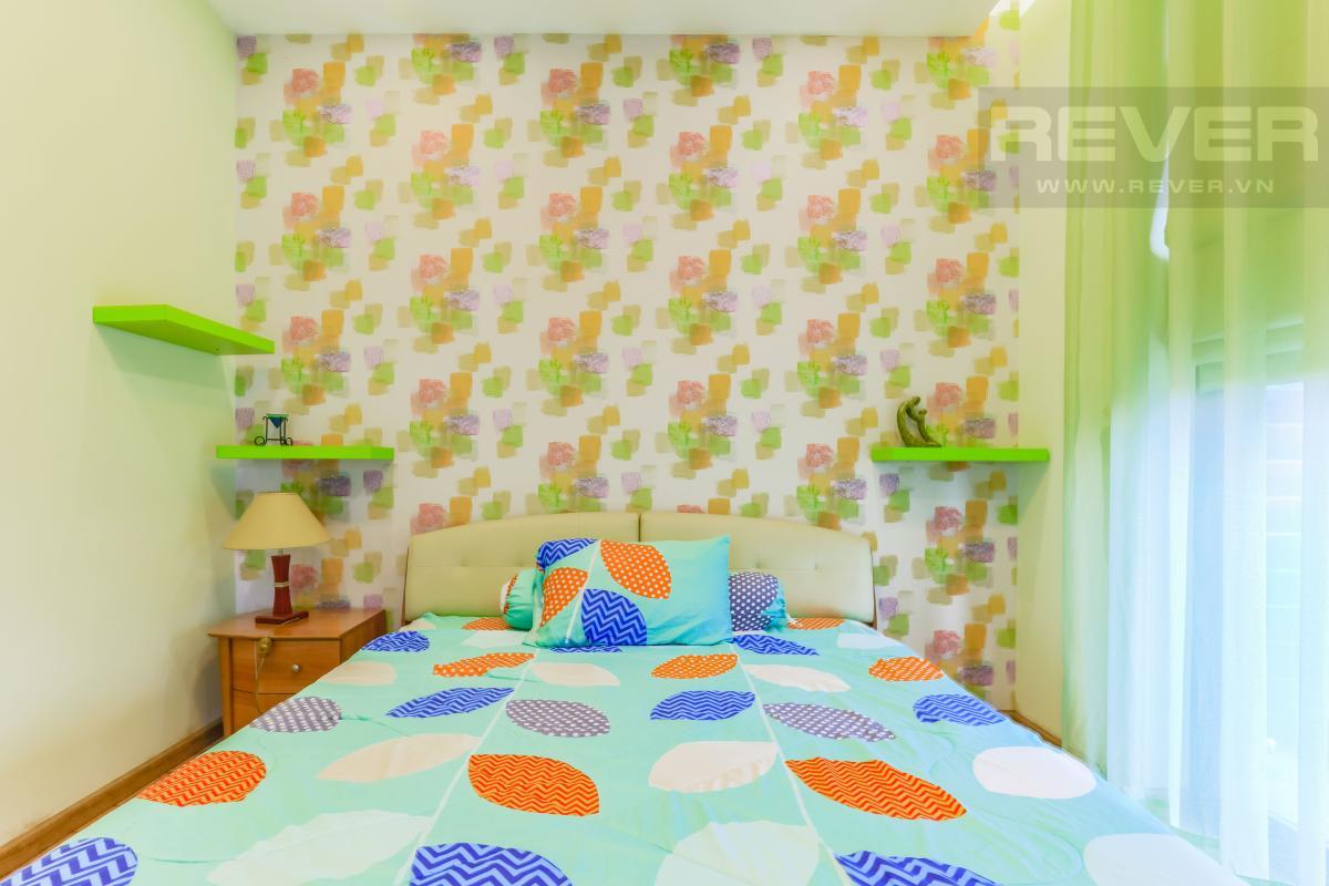 Phòng ngủ 3 Villa Lucasta song lập có sân vườn, nội thất cao cấp