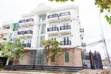 Villa Thủ Thiêm kiến trúc Pháp hiện đại tiện kinh doanh văn phòng 12