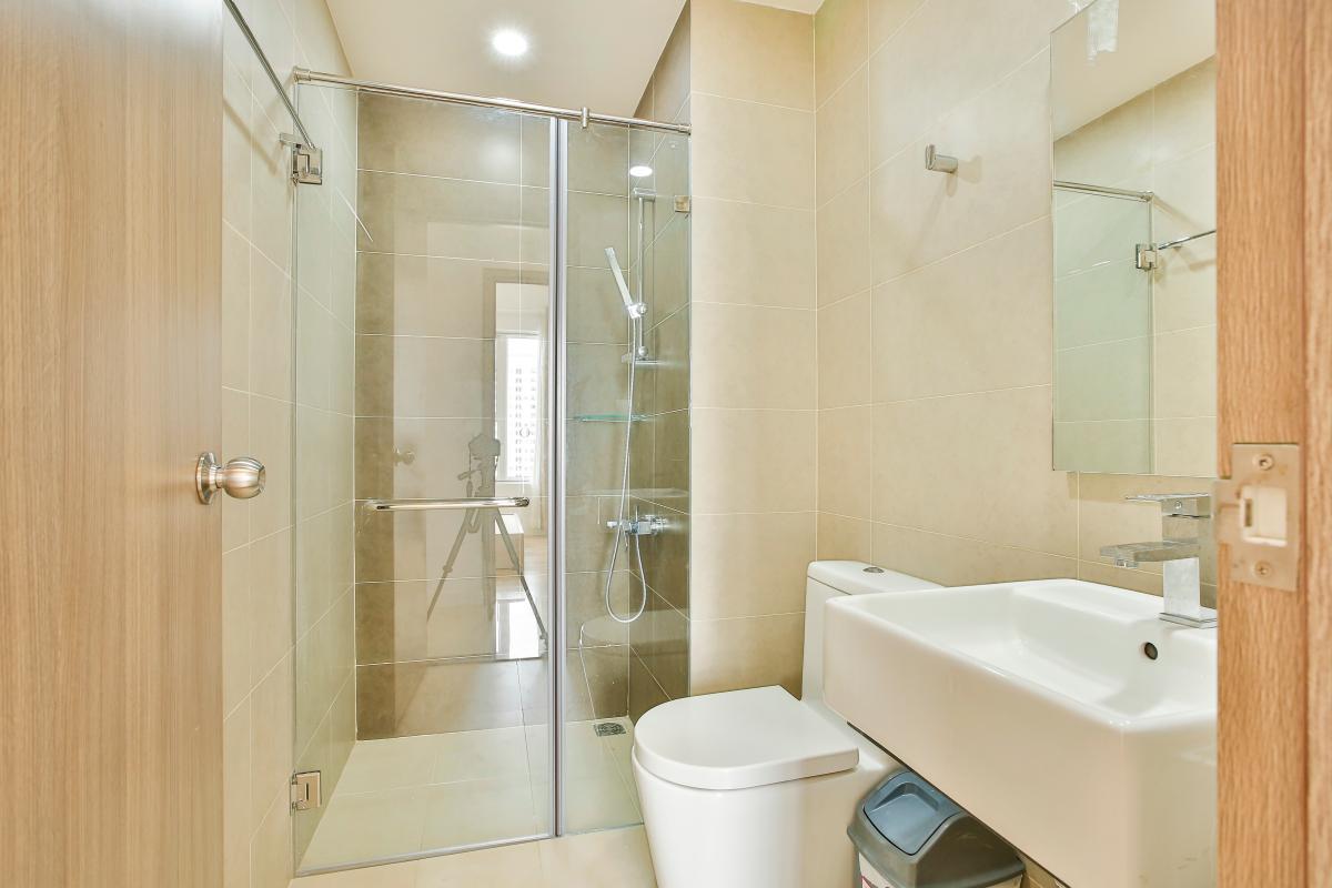Phòng tắm Căn hộ trung tầng G1 Galaxy 9