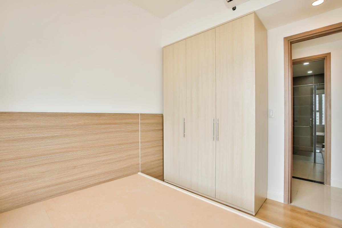 Phòng ngủ Căn hộ trung tầng G1 Galaxy 9