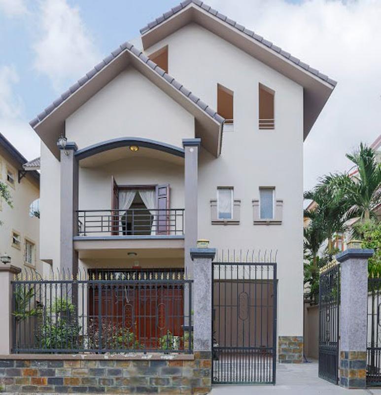 Villa  3 tầng Thảo Điền Fideco Quận 2