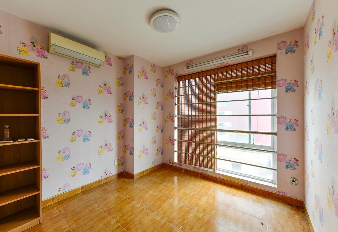 Phòng ngủ 1 Căn hộ 2 phòng ngủ tháp C Sacomreal Hòa Bình