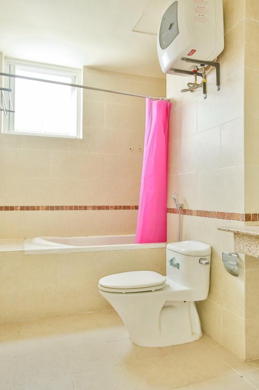 Phòng tắm Căn hộ 3 phòng ngủ tháp AB Mỹ Đức