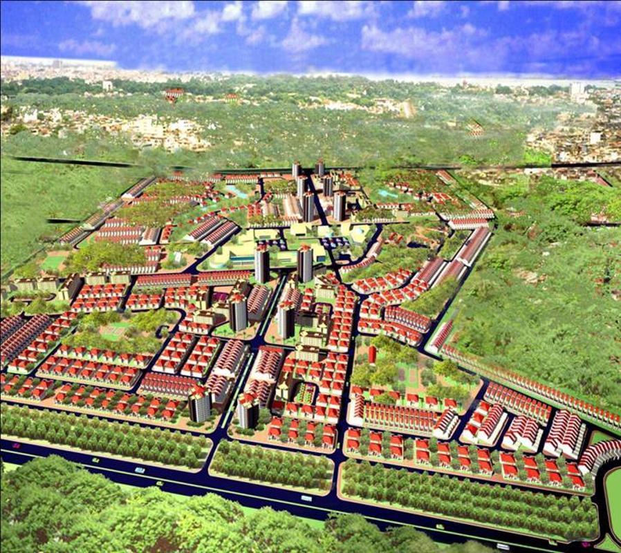 Khu đô thị mới An Phú - An Khánh