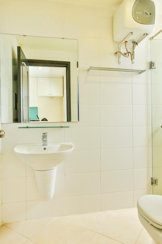 Phòng tắm Căn hộ 2 phòng ngủ tháp B Riverside Residence