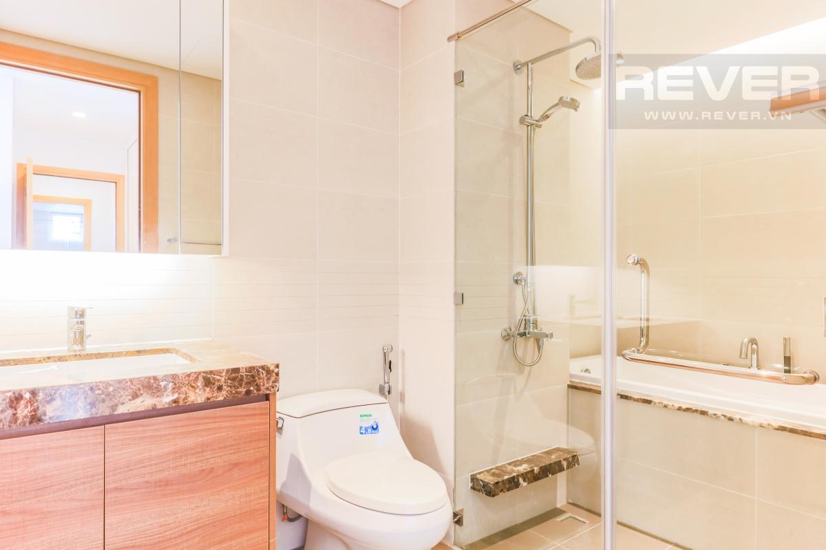 Phòng tắm 2 Căn hộ Sarimi Sala Đại Quang Minh hướng Tây và tầng cao tháp B1