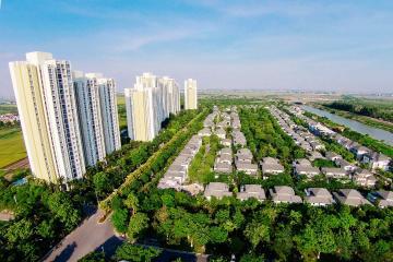 Những cung đường ở Sài Gòn dày đặc dự án bất động sản