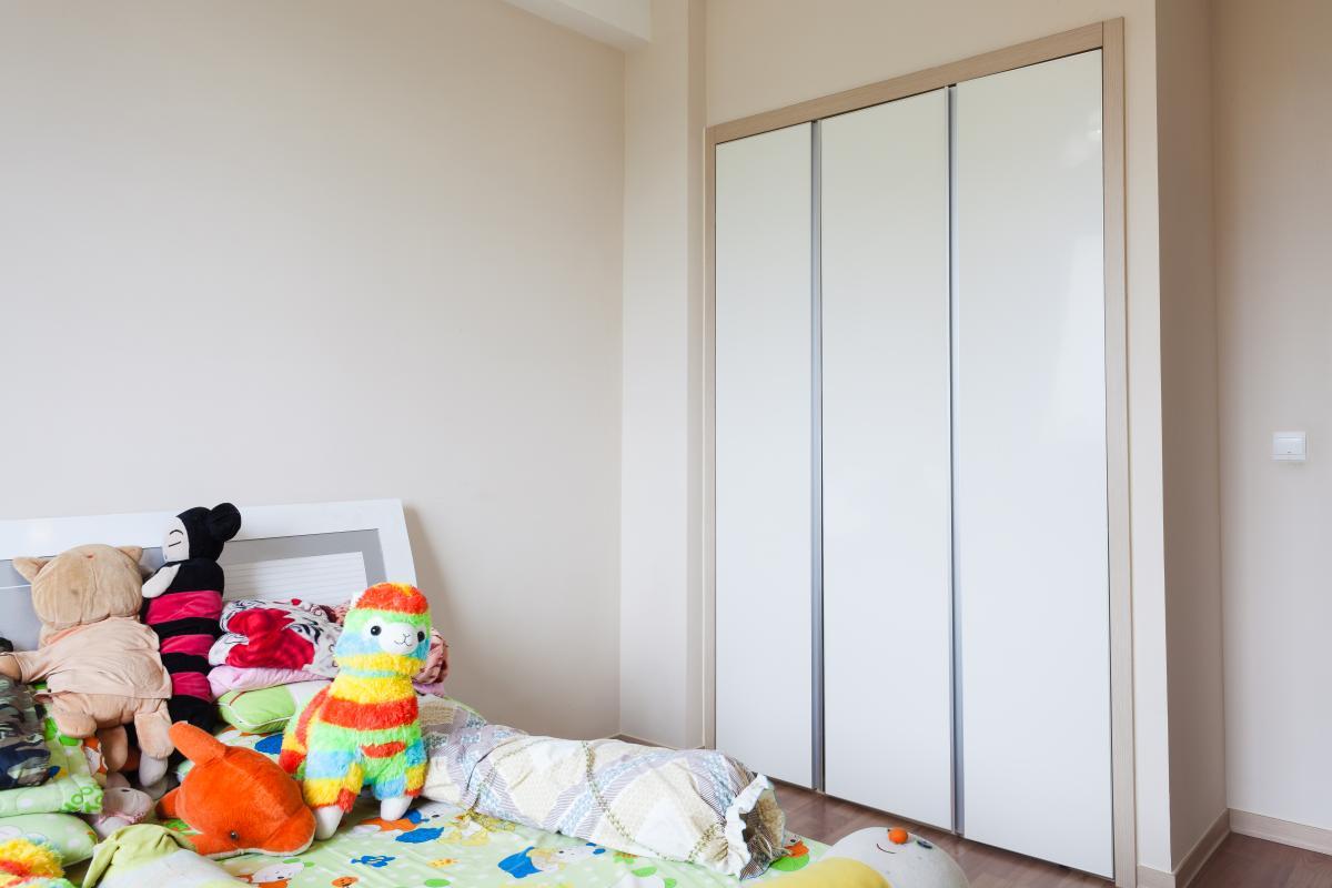 Nội thất phòng ngủ Căn hộ tầng cao A3 Imperia An Phú