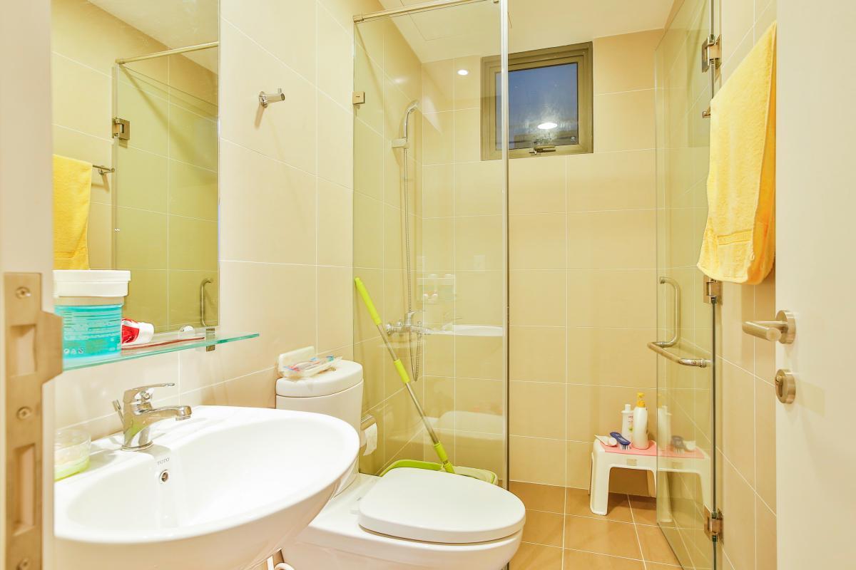 Phòng tắm Căn hộ tháp T4 Masteri Thảo Điền