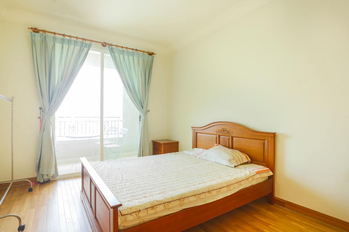 Phòng ngủ đón gió Căn hộ tầng cao AW The Manor 1