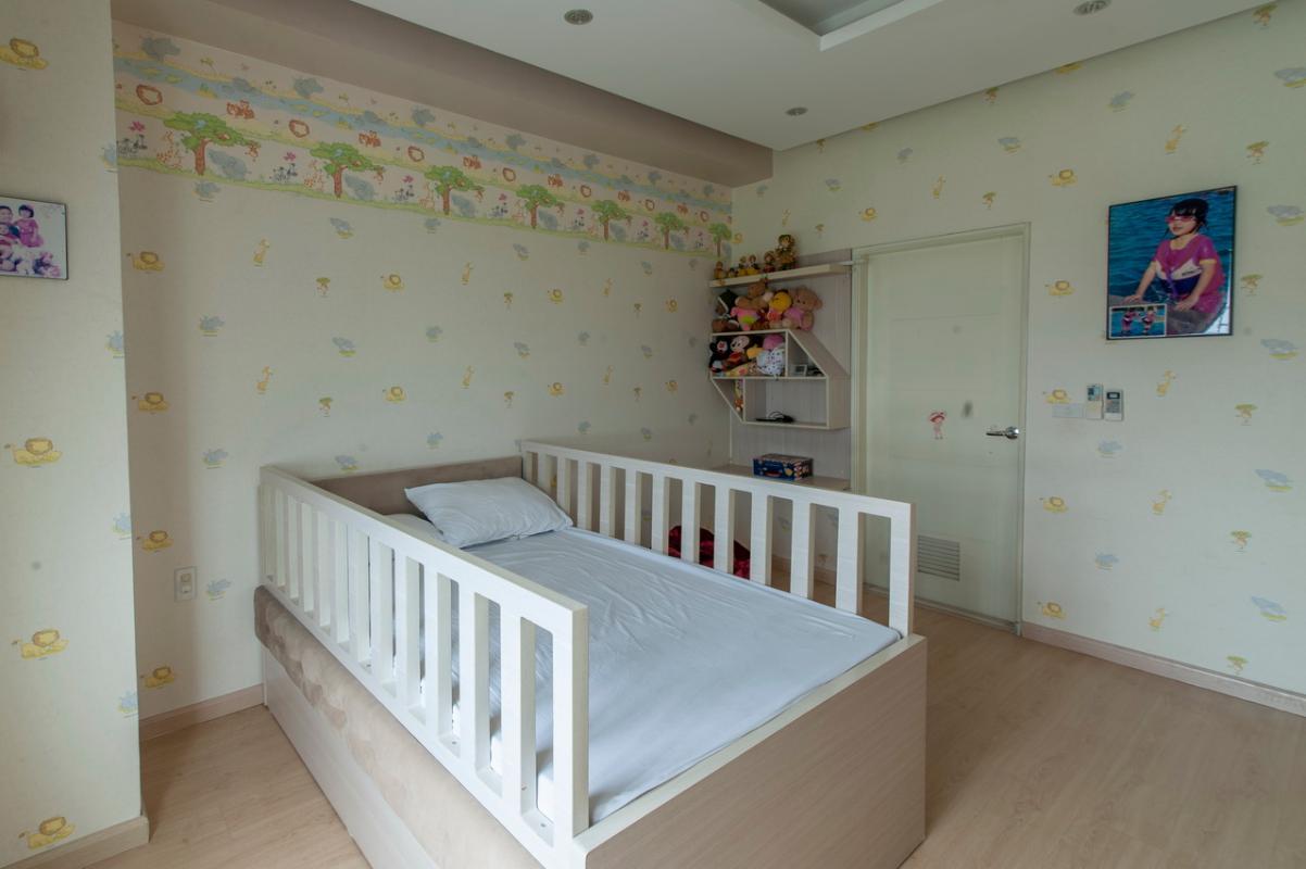 Phòng ngủ trẻ em Căn góc tầng cao Flemington