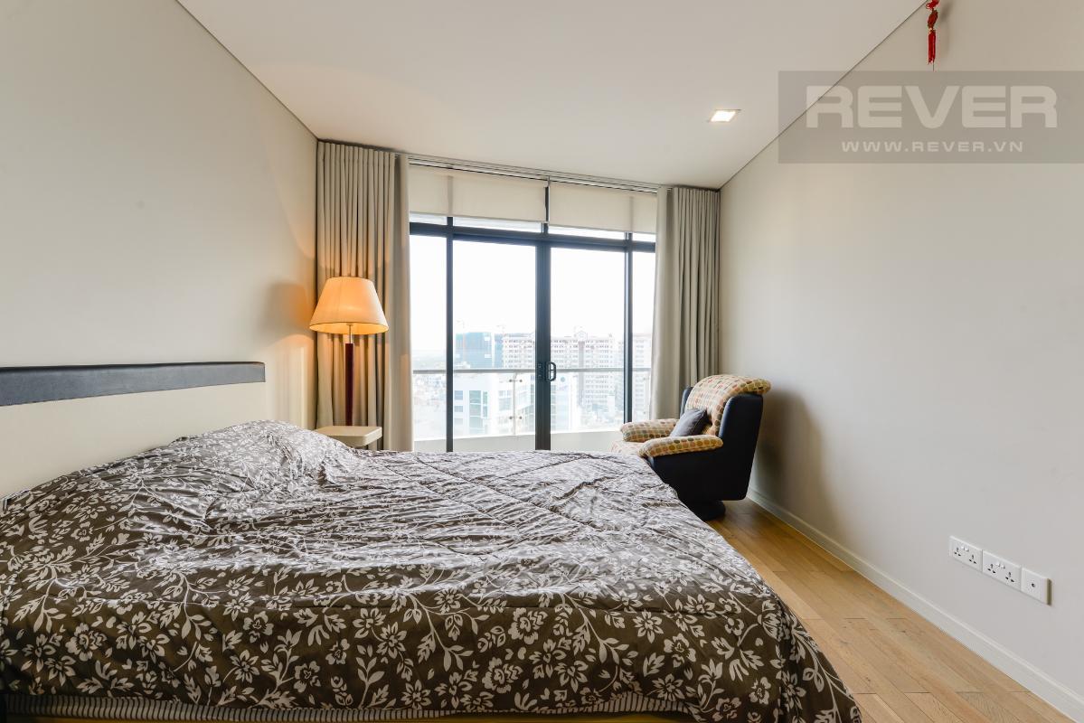 Phòng ngủ 1 Căn hộ tầng cao tháp A City Garden