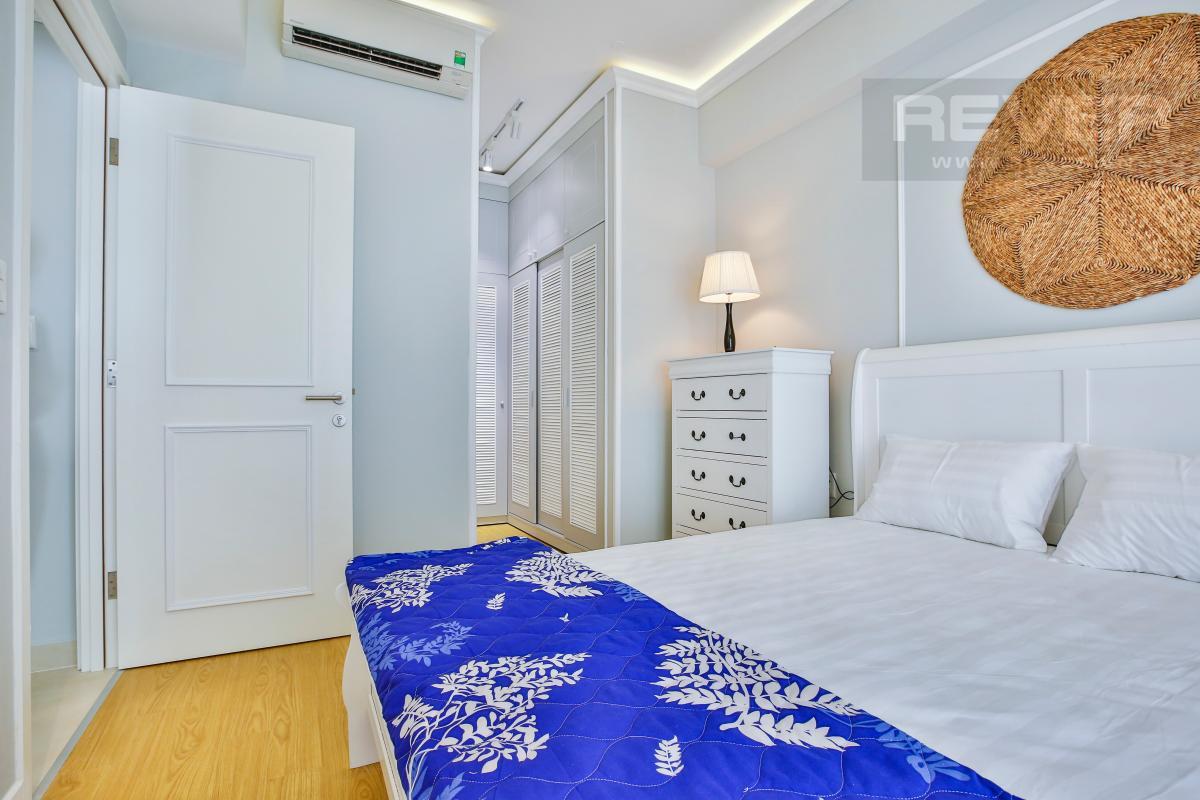 Phòng ngủ 1 Căn hộ tầng thấp hướng Tây Nam T3A Masteri Thảo Điền