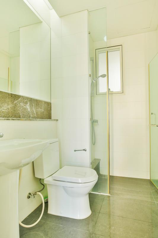 Phòng tắm Căn hộ tháp 3A The Estella An Phú