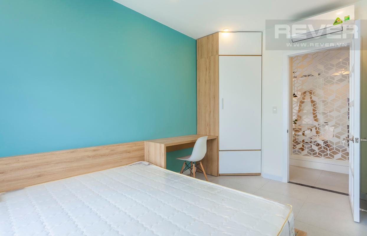 Phòng ngủ 2 Căn góc Sunrise City tầng cao X2, hướng Đông Nam mát mẻ