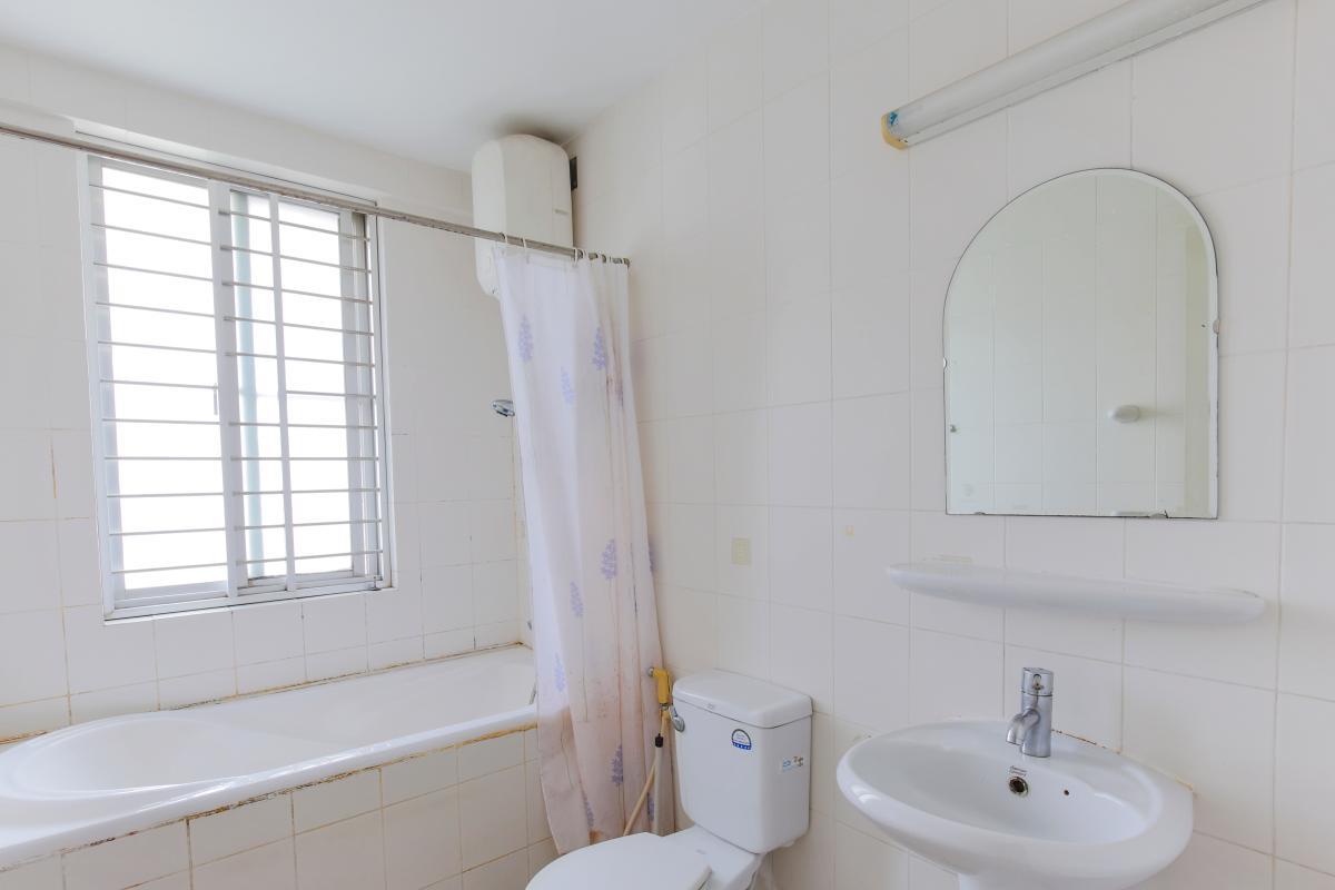Phòng tắm chung Căn hộ tháp B Mỹ Khánh 2