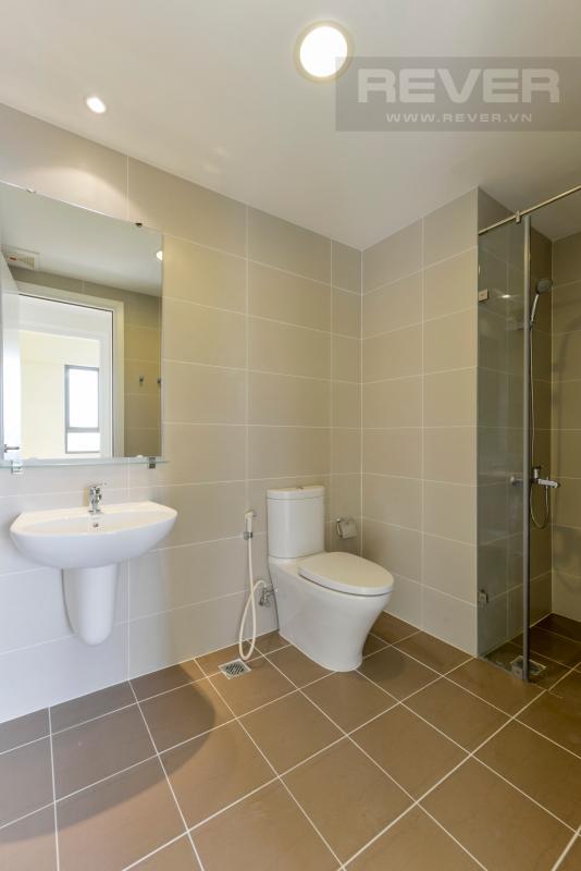 Phòng tắm Căn góc tầng cao T4 Masteri Thảo Điền