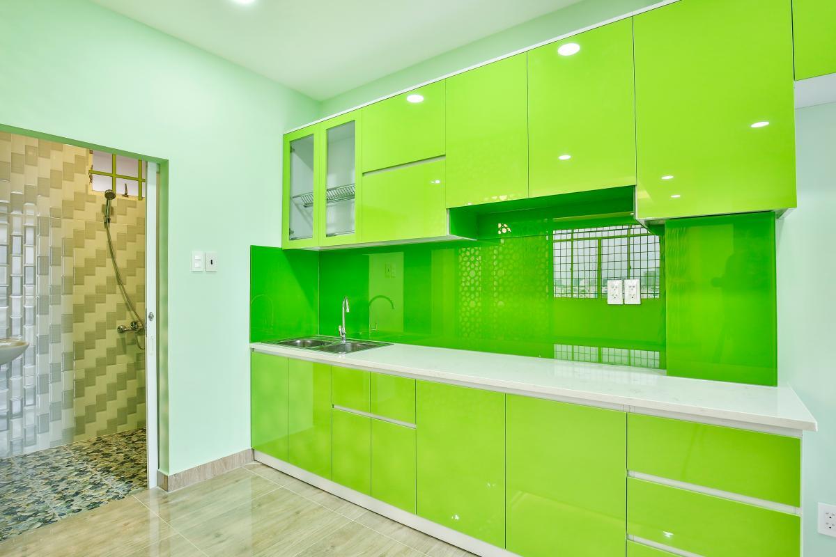 Phòng bếp Căn hộ 2 phòng ngủ chung cư Nguyễn Tri Phương