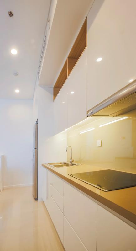Phòng bếp Căn hộ trung tầng A2 Sarimi Sala Đại Quang Minh