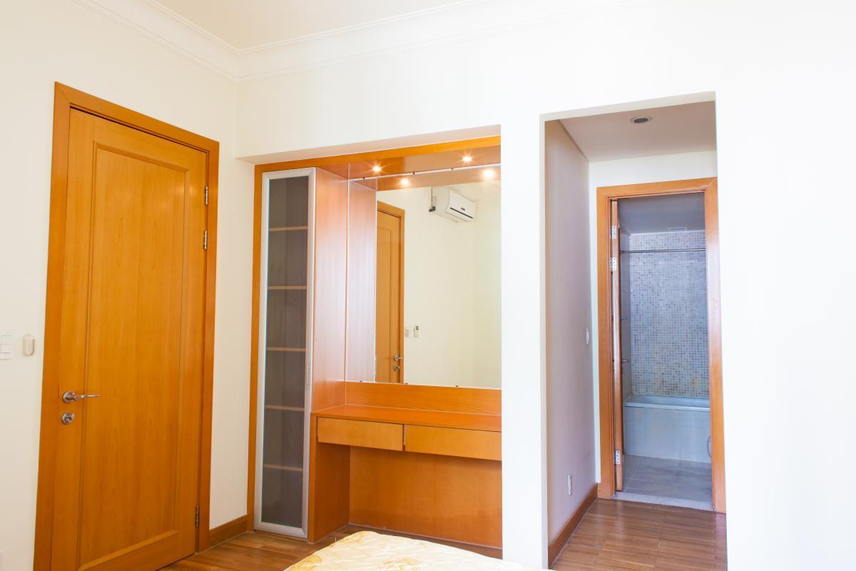 Nội thất phòng ngủ Căn hộ tầng cao B The Manor 1