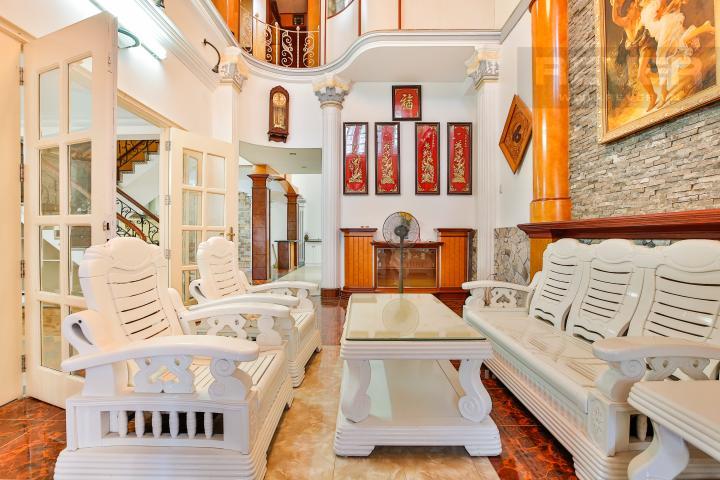 Villa 4 tầng Lam Sơn Bình Thạnh