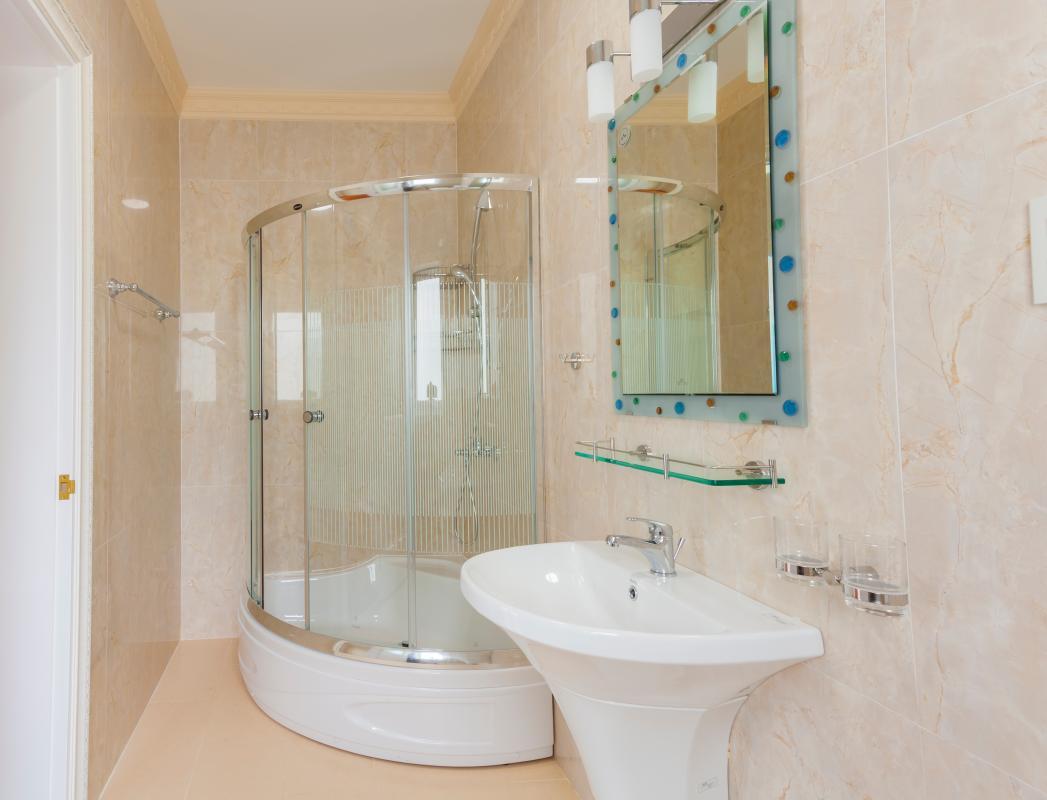 Phòng tắm 2 Villa 3 tầng Thảo Điền compound