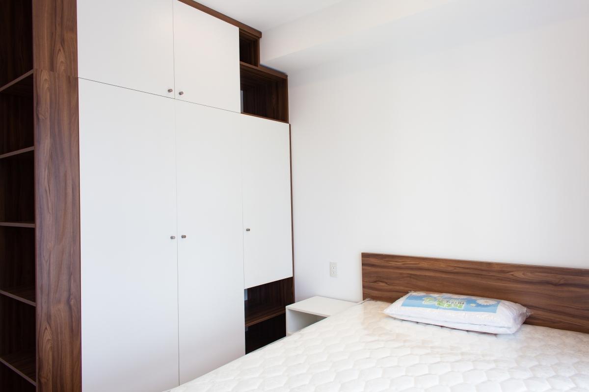 Nội thất phòng ngủ Căn hộ tầng cao tháp L Happy Valley