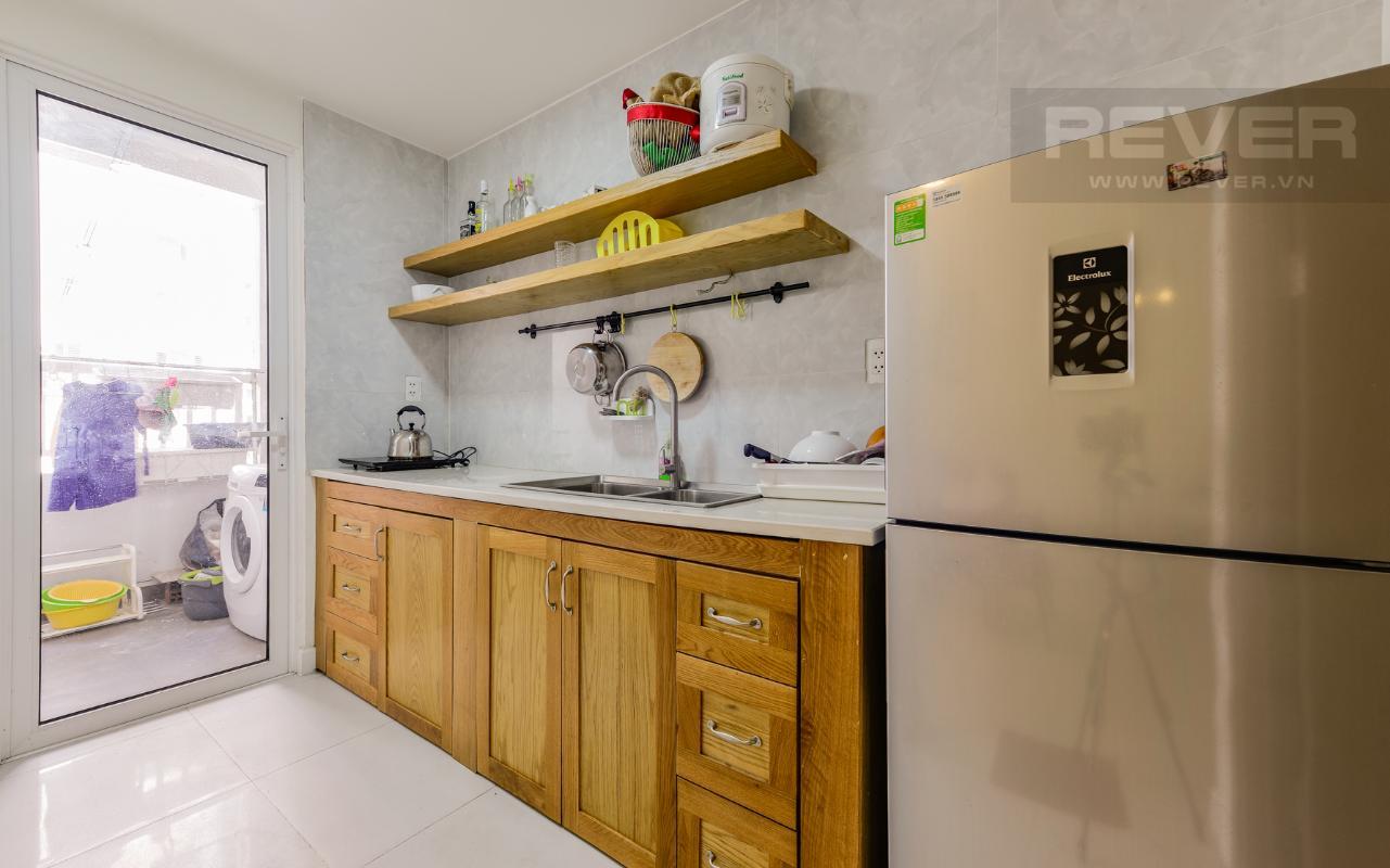 Phòng bếp tiện nghi Căn hộ Lexington Residence tầng trung tháp LB hướng Tây Bắc