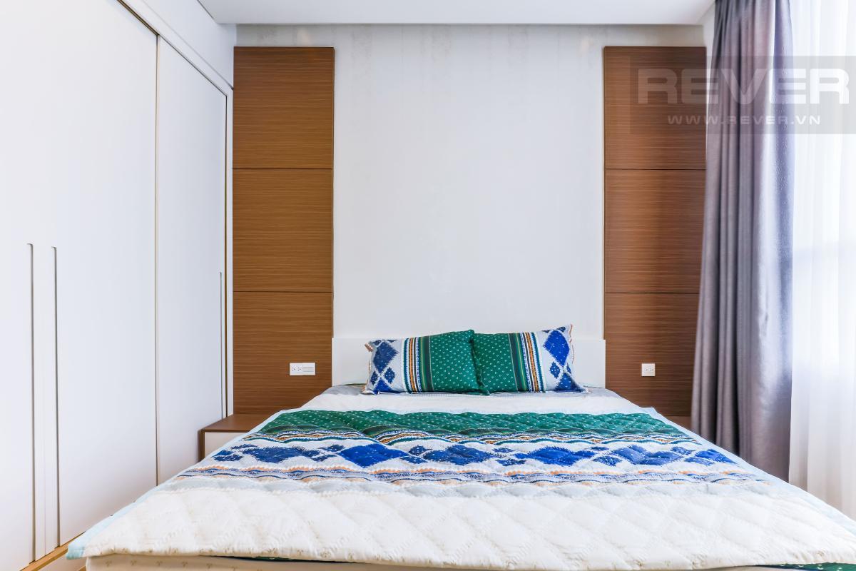 Phòng ngủ 2 hiện đại Căn hộ Sarimi Sala Đại Quang Minh hướng Tây và tầng cao tháp B1