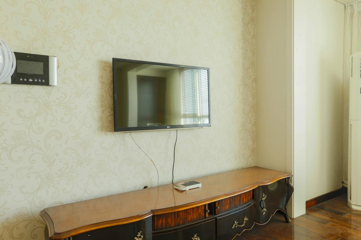 Tủ để TV hiện đại Căn hộ tầng cao AE The Manor 1