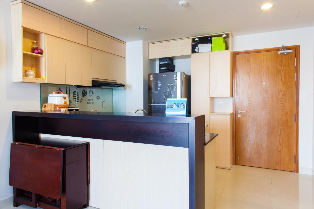 Phòng bếp Căn hộ tầng cao tháp C The ParcSpring